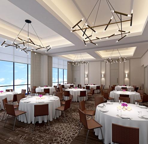 Ballroom. Photo: Northpoint Hospitality