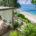 Beach cabana at Trisara. Courtesy of Trisara Resort