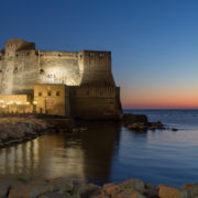 Castel dell' Ovo in Naples © Gianpelu -Dreamstime.com