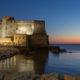 Castel dell' Ovo in Naples © Gianpelu -Dreamstime.com