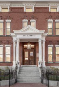 The Francis © Irvin Serrano