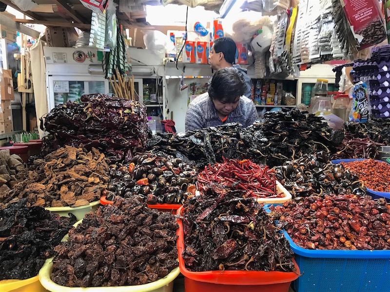 Guanajuato Peppers Mercado