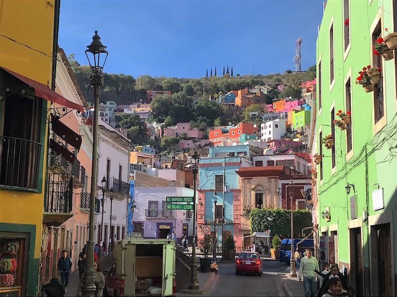 Streets of Guanajuato