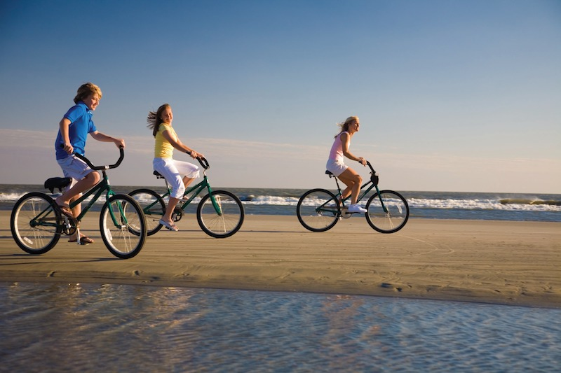 Kiawah Beach Cruisers