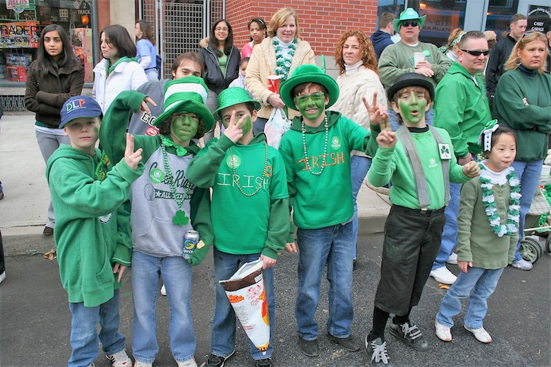 Lackawanna St. Patrick's Day