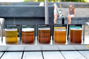Ninkasi Beer Tasting © Inn at The 5th