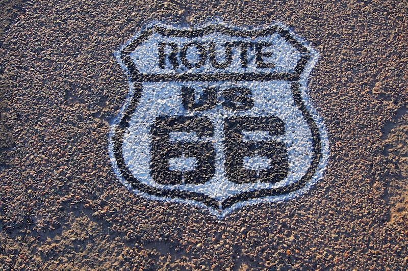 Route 66 © Teresa Bitler