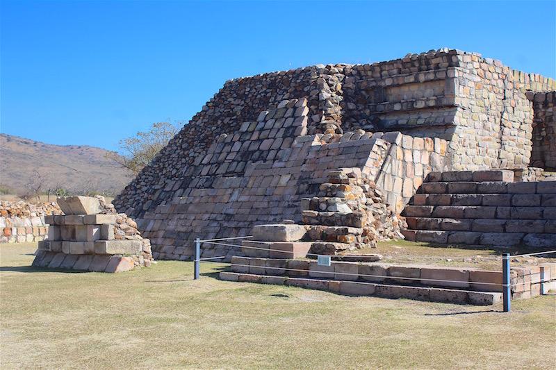 Ruins Near Guanajuato