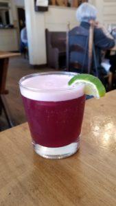 Sangaree at Chowning's Tavern © Kelly Magyarics