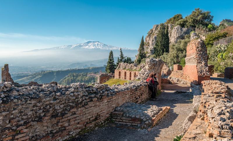 Taormina © Apostolos Giontzis - Dreamstime.com