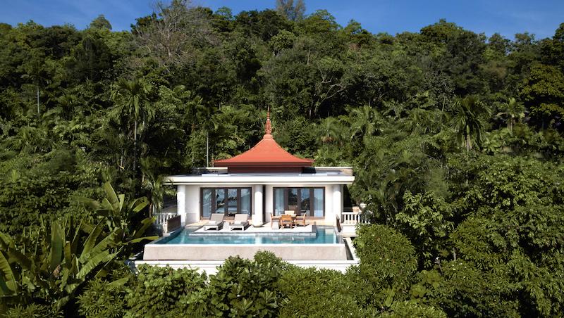 Trisara - Signature Ocean View Pool Suite. Courtesy of Trisara Resort