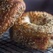 Brooklyn Bagels. Photo: Alfred Schrock | Dreamstime.com