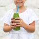 Green juice for kids © Darya Petrenko | Dreamstime.com