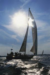 Naval Academy Midshipmen sailing, Annapolis, Maryland © Joe Sohm | Dreamstime.com