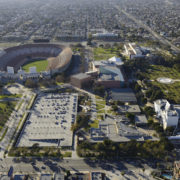 Exposition Park, L.A., California.