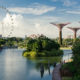 Singapore, Gardens by the Bay © Andrei Iancu | Dreamstime.com