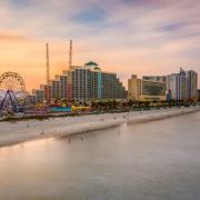 Daytona Beach Skyline. Photo: Sean Pavone   Dreamstime.com