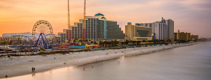 Daytona Beach Skyline. Photo: Sean Pavone | Dreamstime.com