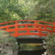 Japanese Bridge at Descanso Gardens