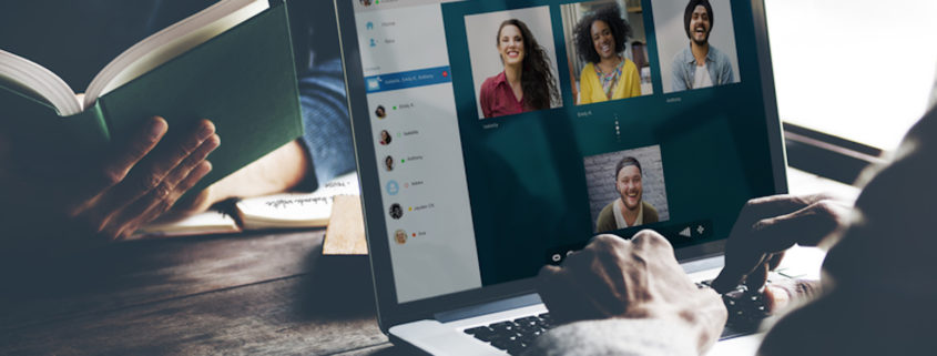Video Call Facetime with friends and family. Photo: Rawpixelimages   Dreamstime.com