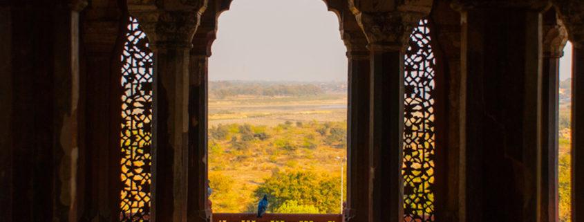 Agra Fort, Agra, Uttar Pradesh in Delhi, India © Anna Artamonova | Dreamstime.com