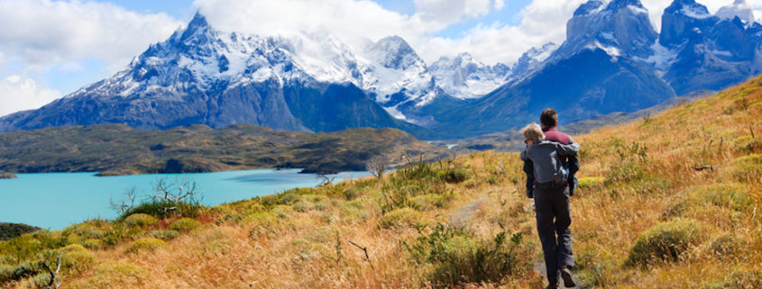 Torres del Paine National Park in Patagonia, Chile. Photo: Noblige | Dreamstime.com