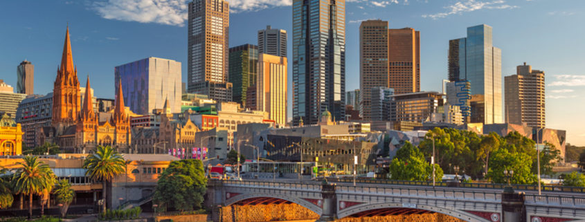 Melbourne © Rudi1976   Dreamstime.com