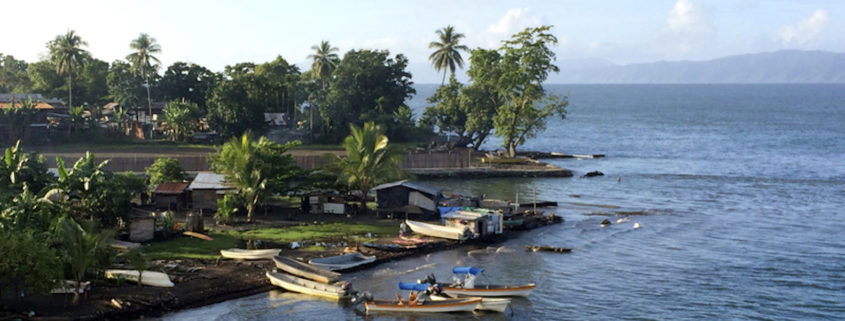 Port of Alotau, Milne Bay, Papua New Guinea. Photo Credit: Lifeofriley | Dreamstime.com