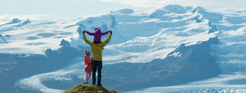 Family vacation in Iceland © Thomson Family Adventures