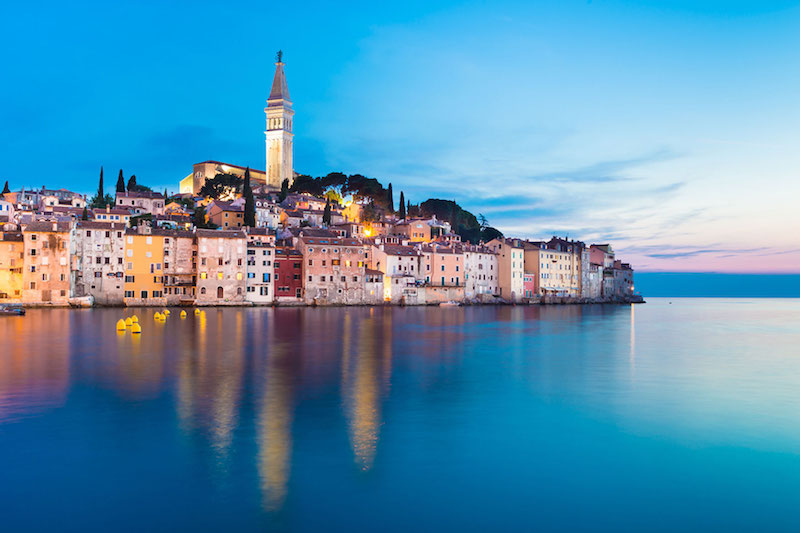 Rovinj Istrian Peninsula
