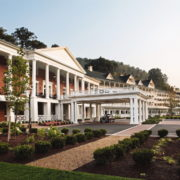 Historic Bedford Springs Resort, Pennsylvania. Photo: Omni Hotels & Resorts