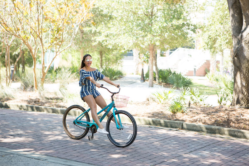 Bike Riding. Photo: Andrea Serrano, Wild Dunes Resort
