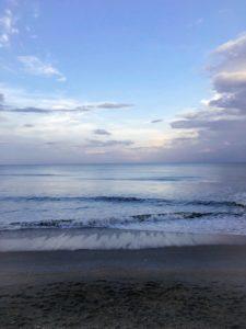 Beach views.
