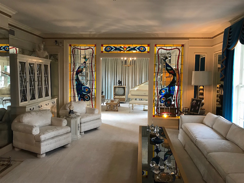 Music Room, Graceland.