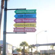 Beach Directions.