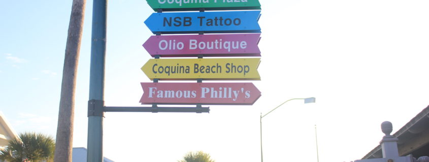 Beach Directions.
