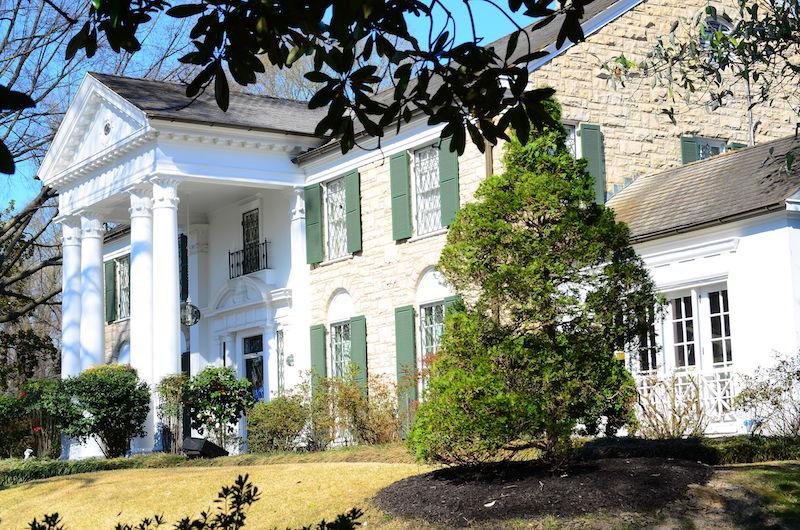 Memphis Graceland.