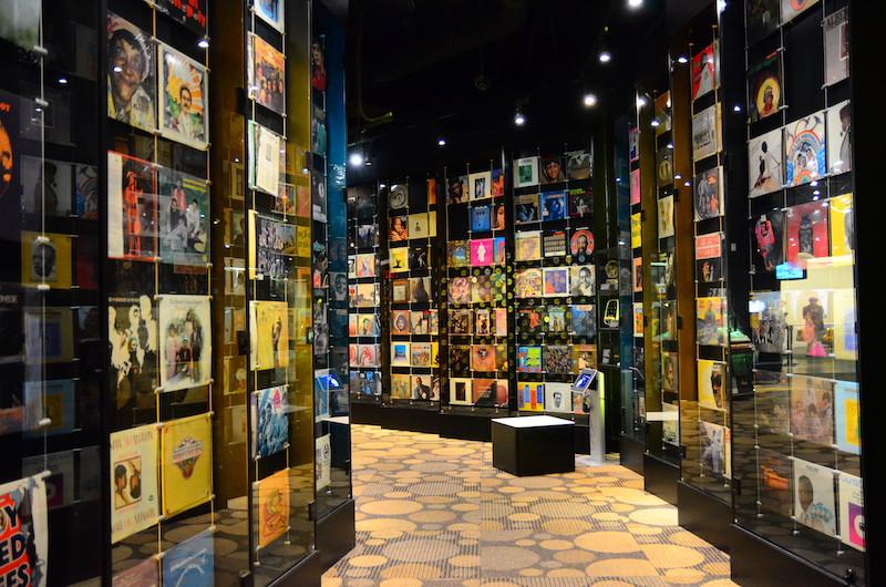 Memphis Stax Museum.