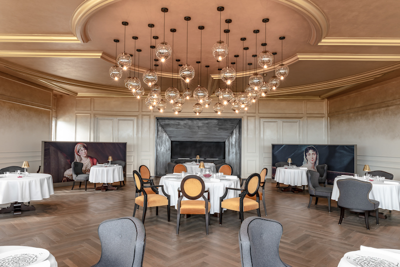 Restaurant Le Royal.