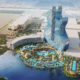 Seminole Hard Rock Hotel Casino, Hollywood expansion rendering.