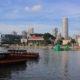 Singapore Riverfront.