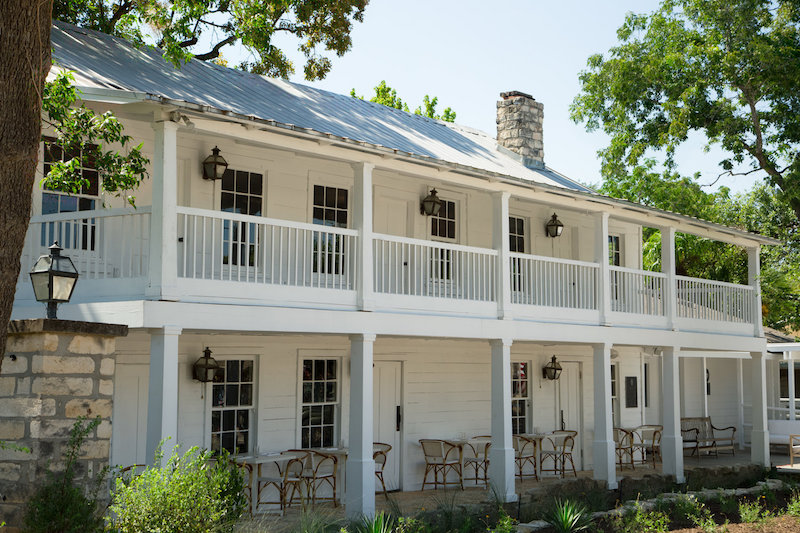 Stagecoach Inn. Photo: Historic Hotels of America