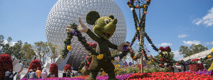 Epcot, Disney World.