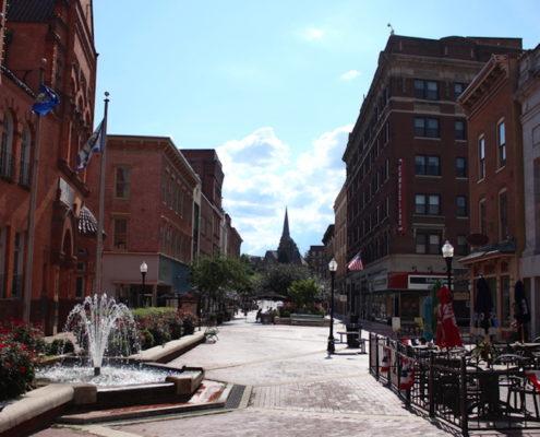Cumberland, Maryland. Photo: Aisha A.   Dreamstime.com
