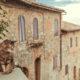 Italian cat at a villa in Tuscany.