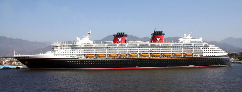 At Sea, Disney Cruise Line.