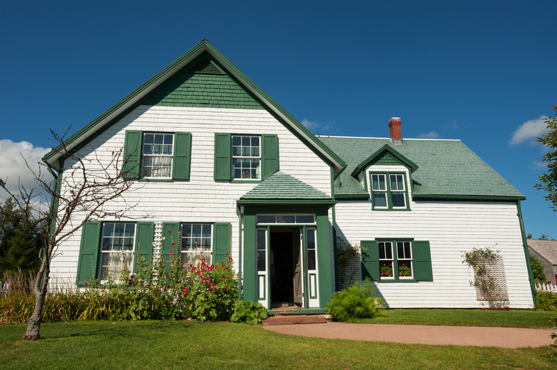 House of Green Gables.