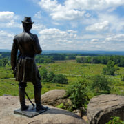 Gettysburg National Military Park.