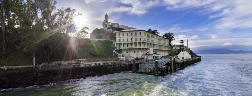 The Alcatraz Penitentiary. Photo: F8grapher | Dreamstime.com