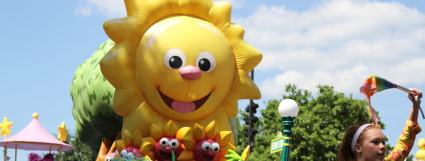 Sesame Place Parade. Photo: Gididreamstime | Dreamstime.com